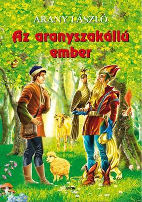 Arany László - Az aranyszakállú ember ###