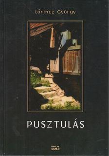 Lőrincz György - Pusztulás [antikvár]