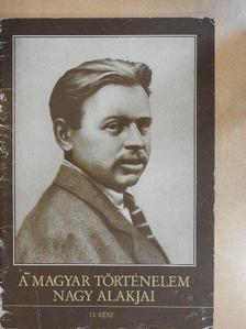 Kende János - A magyar történelem nagy alakjai 13. [antikvár]