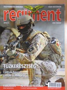 Horváth Zoltán - Regiment 2015/5. [antikvár]