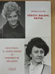 Barácius Zoltán - Néhány boldog óránk [antikvár]