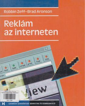Zeff, Robbin, Aronson, Brad - Reklám az interneten [antikvár]