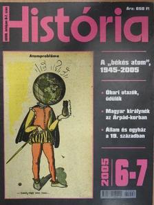 Csorba László - História 2005/6-7. [antikvár]