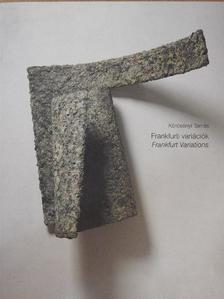 Forián Szabó Noémi - Frankfurti variációk [antikvár]