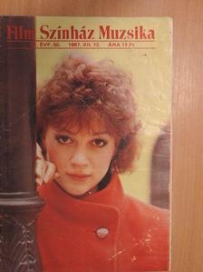 Ablonczy László - Film-Színház-Muzsika 1987. december 12. [antikvár]