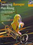 SWINGING BAROQUE PLAY-ALONG FOR TRUMPET WITH CD (A.L`ESTRANGE)