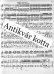 Chopin - PRÉLUDES & RONDOS (RÉVISION PAR CLAUDE DEBUSSY), ANTIKVÁR