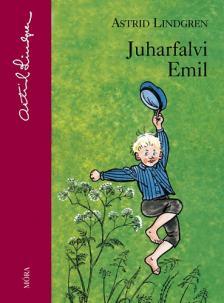 Astrid Lindgren - Juharfalvi Emil (3. kiadás)