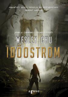 Wesley Chu - Időostrom