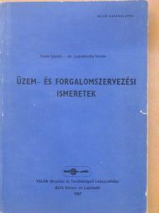 Dr. Lapsánszki István - Üzem- és forgalomszervezési ismeretek [antikvár]