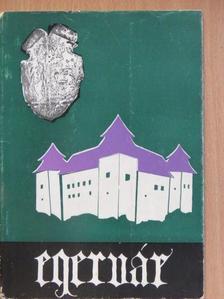 Degré Alajos - Az egervári vár története [antikvár]