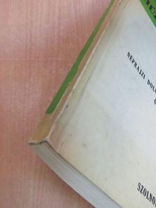 Cseppentő Annamária - Néprajzi dolgozatok Szolnok megyéből [antikvár]