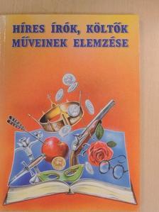 Friedrich Schiller - Híres írók, költők műveinek elemzése [antikvár]