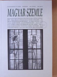 Bod Péter Ákos - Magyar Szemle 2012. június [antikvár]