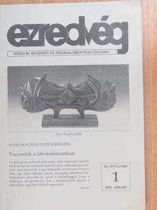 Bárányi Ferenc - Ezredvég 2002. január [antikvár]
