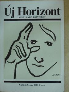 Balla Waltrud - Új Horizont 2001/2. [antikvár]