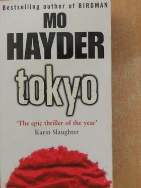 Mo Hayder - Tokyo [antikvár]