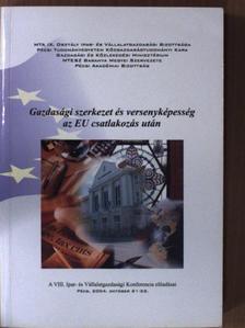 Bajmócy Zoltán - Gazdasági szerkezet és versenyképesség az EU csatlakozás után [antikvár]