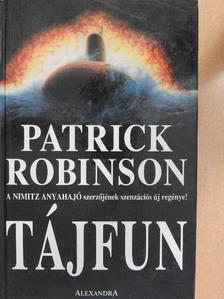 Patrick Robinson - Tájfun [antikvár]