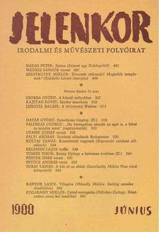Csordás Gábor - Jelenkor 1988. június [antikvár]
