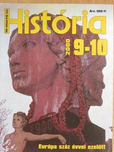 Bíró László - História 2000/9-10. [antikvár]