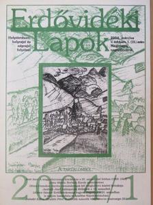 Balaskó Edina - Erdővidéki Lapok 2004. március [antikvár]