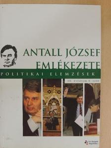 Grósz András - Politikai Elemzések 2003. december [antikvár]