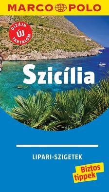 SZICÍLIA - Marco Polo - ÚJ TARTALOMMAL!