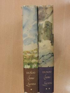 Alexandre Dumas - Emma Lyonna I-II. [antikvár]
