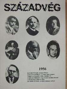 Bibó István - Századvég 1989/1-2. [antikvár]
