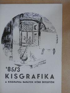 Arató Antal - Kisgrafika '85/3. [antikvár]