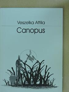 Veszelka Attila - Canopus [antikvár]