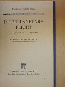 Arthur C. Clarke - Interplanetary Flight [antikvár]