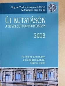 Benedek András - Új kutatások a neveléstudományokban 2008 [antikvár]