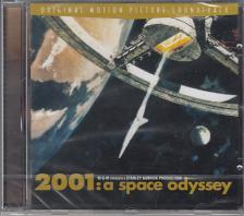 2001:A SPACE ODYSSEY CD ORIGINAL MOTION PICTURE SOUNDTRACK-STANLEY KUBRICK