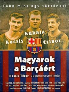MAGYAROK A BARCÁÉRT - DVD -