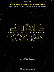 JOHN WILLIAMS - STAR WARS. THE FORCE AWAKENS, PIANO SOLO