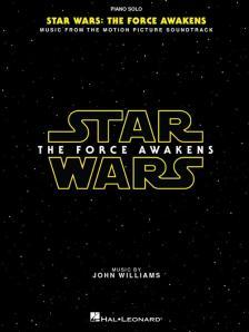 John Williams (zeneszerző) - STAR WARS. THE FORCE AWAKENS, PIANO SOLO