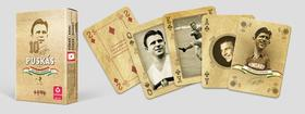 CartaCo kft - Puskás - Egy igazi legenda, póker kártya