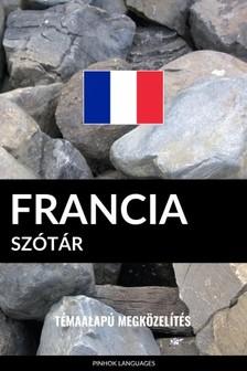 Francia szótár [eKönyv: epub, mobi]