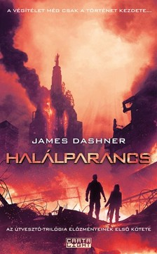James Dashner - Halálparancs [eKönyv: epub, mobi]