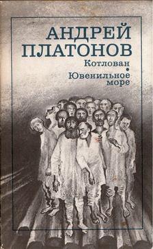 Andrej Platonov - Munkagödör / Fiatalok tengere (orosz) [antikvár]