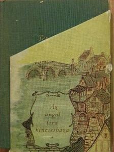 Abraham Cowley - Az angol líra kincsesháza I-VII. [antikvár]
