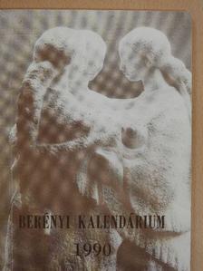 Elek László - Berényi kalendárium 1990 [antikvár]