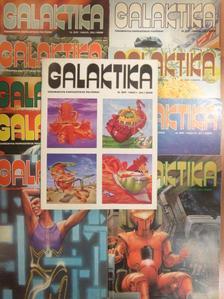 Alain Dorémieux - Galaktika 88-93., 95-97., 99. (nem teljes évfolyam) [antikvár]