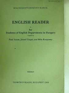 Barry Pain - English Reader I. [antikvár]