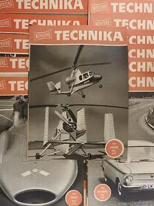 B. N. Dolgov - Népszerű Technika 1961. január-december [antikvár]