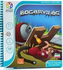Bogár világ - Készségfejlesztő játék