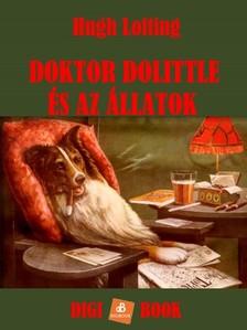 Hugh Lofting - Doktor Dolittle és az állatok [eKönyv: epub, mobi]