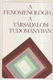 Hernádi Miklós - A fenomenológia a társadalomtudományban [antikvár]